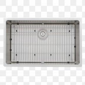 Sink - Sink Stainless Steel Strainer Metal PNG