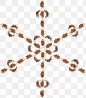 Christmas Snow - Snowflake Christmas Clip Art PNG