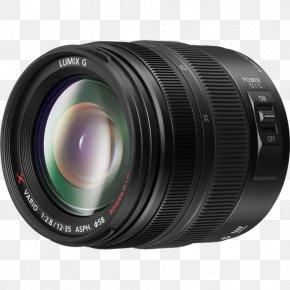 Lens,Take The Camera,equipment,camera Lens - Canon EF 35mm Lens Canon EF 24-70mm Panasonic Micro Four Thirds System Camera Lens PNG