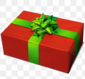 Gift - Gift Box Christmas Day Family PNG