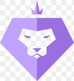 Lion Head Vector Material - Lion Logo Euclidean Vector PNG