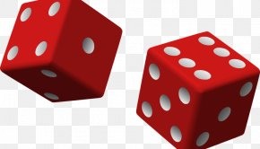 Dice - Dice Playing Card Gambling Game Clip Art PNG