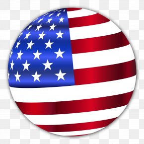 American Flag - Flag Of The United States Clip Art PNG
