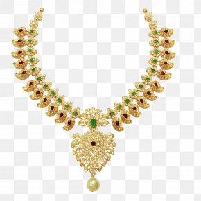 Jewelry - Jewellery Necklace Gemstone Kundan Pearl PNG