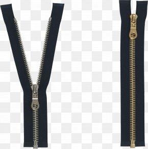 Zipper - Zipper Clothing PNG