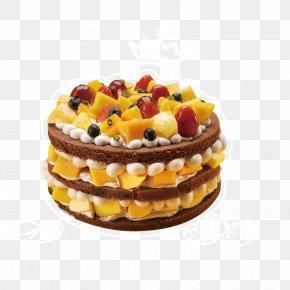Mango Multi Layer Cake Free Free Download - Cream Layer Cake Dobos Torte Mousse PNG