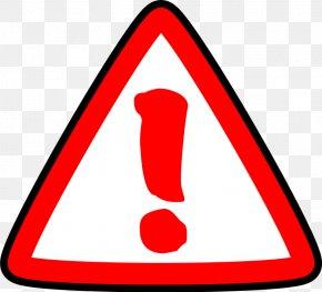 Precaution Cliparts - Error Message Clip Art PNG