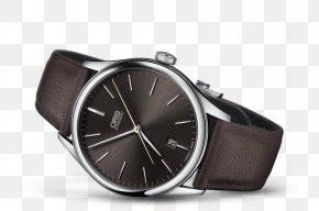Watch - Mechanical Watch Oris Jewellery Chronograph PNG