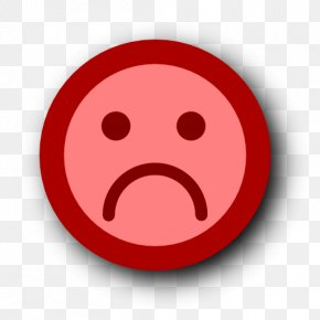 Sad Smiley - Emoticon Sadness Smiley Icon PNG