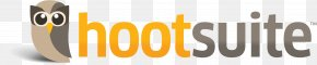 Social Media - Logo Hootsuite Social Media Font Brand PNG