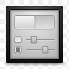 Apps Dconf Editor - Technology Electronics Icon PNG