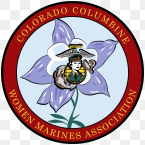 Columbine - United States Marine Corps Women In The United States Marines Columbine Devil Dog Women Marines Association In Colorado PNG