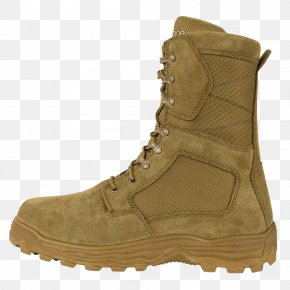 Boot - Combat Boot Shoe Snow Boot Military PNG