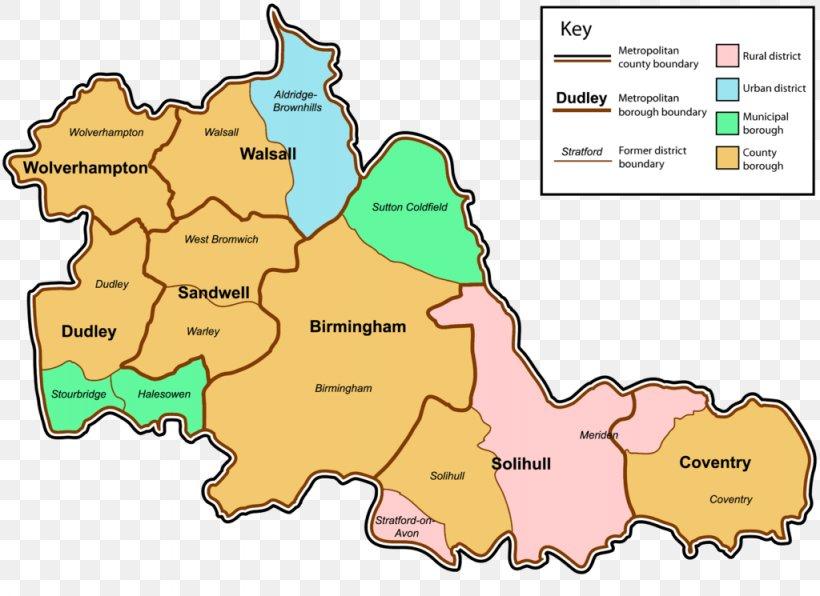 Birmingham Metropolitan Borough Of Dudley Worcestershire Metropolitan County, PNG, 1024x745px, Birmingham, Administrative Division, Area, Civil Parish, County Download Free