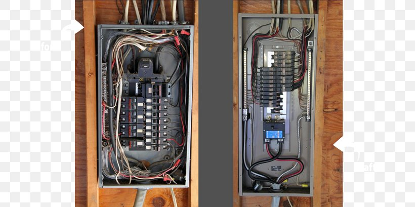 Distribution Board Electrical Wires & Cable Circuit Breaker ... on