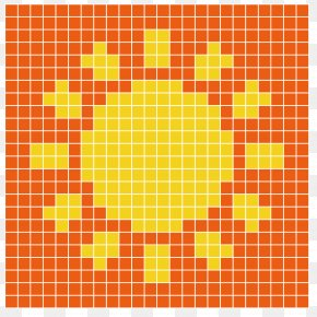 Vector Pattern Material Pixel Map Sun - Weather 8-bit Color Stock Photography Pixel Rain And Snow Mixed PNG