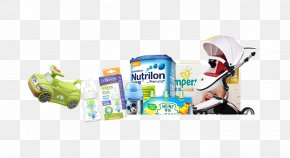 A Bunch Of Maternal And Child Products In Kind - Diaper Child Shampoo PNG