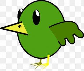 Animated Bird Cliparts - Hummingbird Cartoon Clip Art PNG