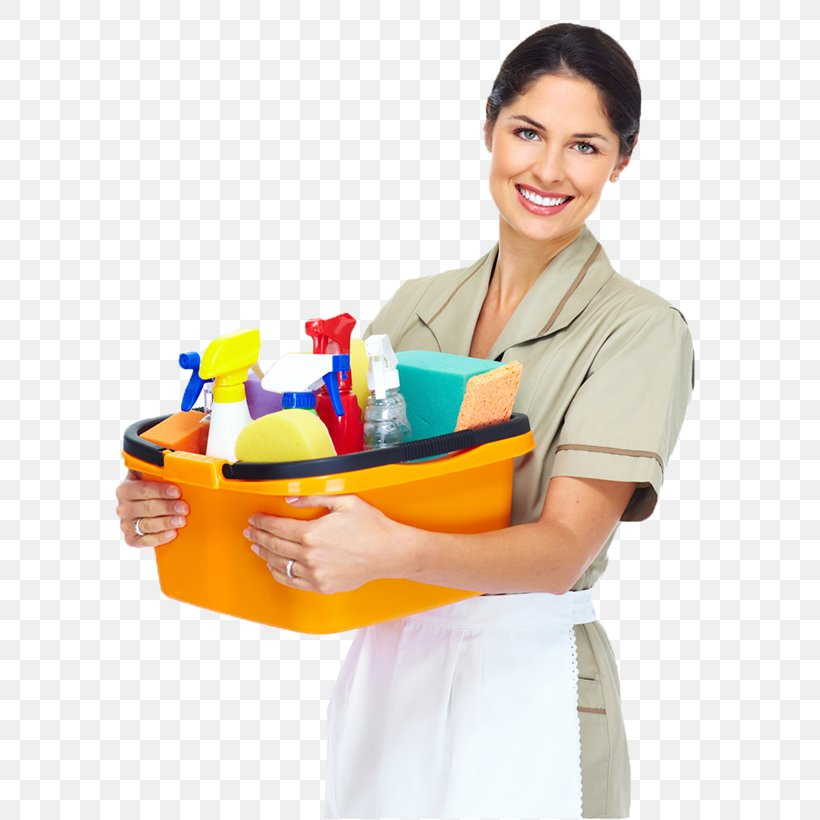 Maid Service Cleaner Housekeeping Janitor, PNG, 612x820px ...