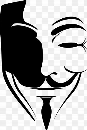 V For Vendetta - V For Vendetta Guy Fawkes Mask PNG