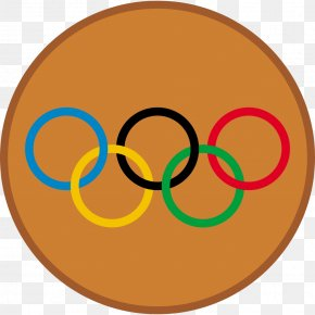 Olympic Rings - 2014 Winter Olympics 2016 Summer Olympics Olympic Games Bronze Medal Olympic Medal PNG