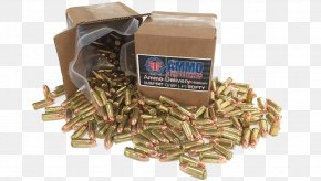 Bullets Image - Bullet Cartridge 9×19mm Parabellum Ammunition PNG