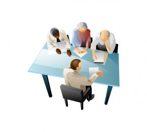 Business Discussion Cliparts - Businessperson Free Content Clip Art PNG