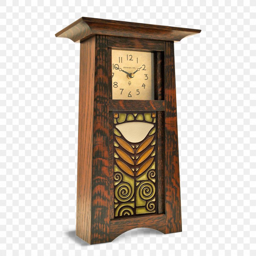 Clock Arts And Crafts Movement Greene And Greene Furniture