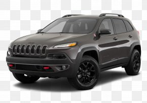 2018 - 2018 Jeep Cherokee Latitude Jeep Grand Cherokee Car Sport Utility Vehicle PNG
