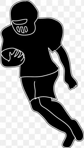 Football Cliparts Transparent - Football Player American Football Clip Art PNG