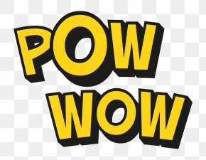 Pow - Loughborough Pow Wow Graphic Design Logo Clip Art PNG