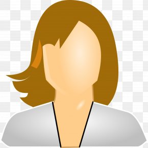 Anonymous - User Female Clip Art PNG