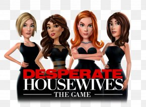 Housewife - Desperate Housewives: The Game Mahjong Trails Match Television Show Wisteria Lane PNG