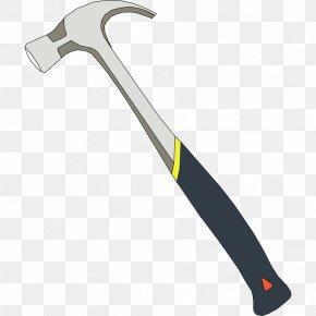 Hammer Pics - Hand Tool Free Content Clip Art PNG