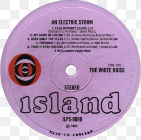 Record Label - Universal Island Records Compact Disc Record Label Phonograph Record White Noise PNG