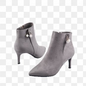 Exull / Marsh Q Pointed Stiletto Boots - Boot Shoe High-heeled Footwear PNG