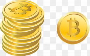 Bitcoin - Bitcoin Network Cryptocurrency Clip Art PNG