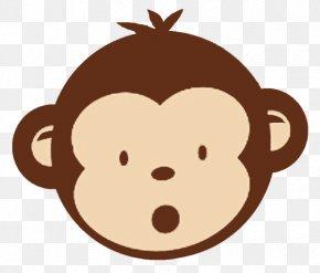 Sock Monkey Clipart - Monkey Birthday Clip Art PNG
