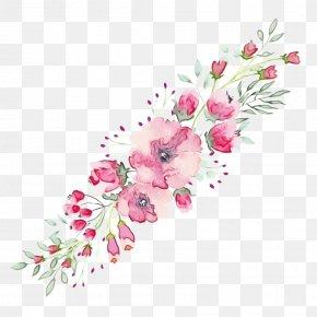 Artificial Flower Floristry - Cherry Blossom Flower PNG