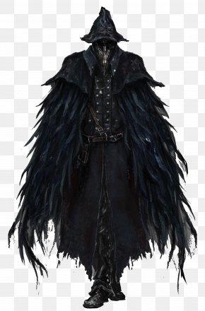 Bloodborne - Dark Souls Bloodborne PlayStation 4 Character Concept Art PNG