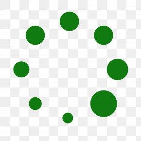 Green Circle - Circle Area Point PNG
