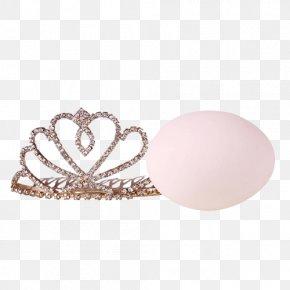 Crown Balloon - Crown Balloon Headgear Jewellery PNG