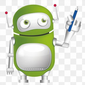 Thinking Robot - Artificial Intelligence Robot Education PNG