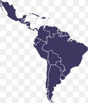United States - South America Latin America Mapa Polityczna United States PNG