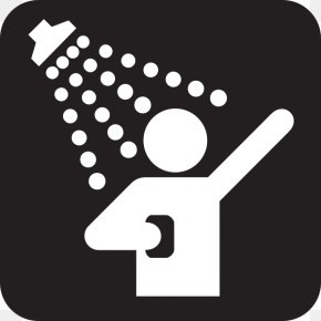 Animated Shower Cliparts - Shower Bathroom Free Content Clip Art PNG