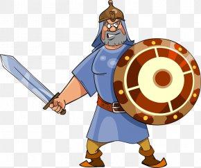 Samurai Sword And Shield - Knife Sword Shield Katana PNG