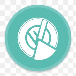 MoneyWiz - Trademark Symbol Aqua PNG