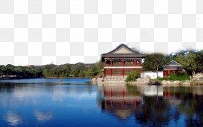 Chengde Mountain Resort - Chengde Mountain Resort Forbidden City South Lake Old Summer Palace PNG