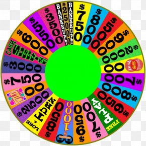 Round Spot - Digital Art Game Show Graphic Design Tapestry PNG