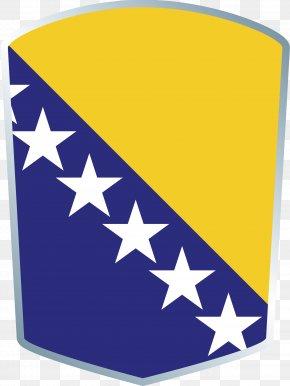 Flag - Flag Of Bosnia And Herzegovina Stock Photography National Flag PNG